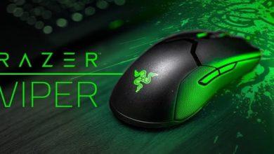 El Nuevo Mouse Viper de Razer Para Jugadores Ambidiestro